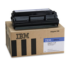 IFP28P2412 - InfoPrint Solutions Company 28P2412 Toner, 3000 Page-Yield, Black