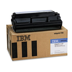 IFP28P2420 - InfoPrint Solutions Company 28P2420 High-Yield Toner, 6000 Page-Yield, Black