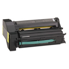 IFP39V0938 - InfoPrint Solutions Company 39V0938 Toner, 10000 Page-Yield, Yellow