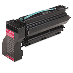IFP39V1921 - InfoPrint Solutions Company 39V1921 High-Yield Toner, 10000 Page-Yield, Magenta