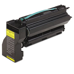 IFP39V1922 - InfoPrint Solutions Company 39V1922 High-Yield Toner, 10000 Page-Yield, Yellow