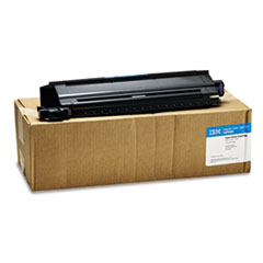 IFP53P9393 - InfoPrint Solutions Company 53P9393 High-Yield Toner, 14000 Page-Yield, Cyan