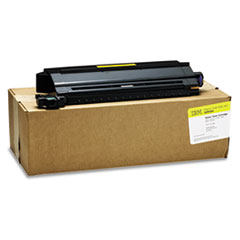 IFP53P9395 - InfoPrint Solutions Company 53P9395 High-Yield Toner, 14000 Page-Yield, Yellow