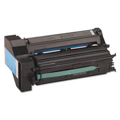 IFP75P4052 - InfoPrint Solutions Company 75P4052 Toner, 6000 Page-Yield, Cyan