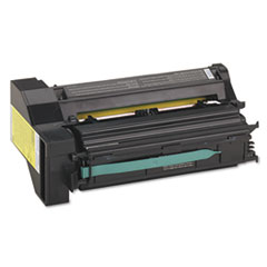 IFP75P4054 - InfoPrint Solutions Company 75P4054 Toner, 6000 Page-Yield, Yellow