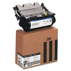 IFP75P4301 - InfoPrint Solutions Company 75P4301 High-Yield Toner, 5000 Page-Yield, Black