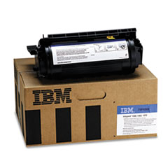IFP75P4303 - InfoPrint Solutions Company 75P4303 High-Yield Toner, 21000 Page-Yield, Black