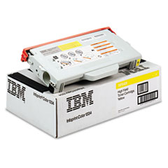 IFP75P5429 - InfoPrint Solutions Company 75P5429 Toner, 6600 Page-Yield, Yellow