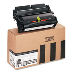 IFP75P6052 - InfoPrint Solutions Company 75P6052 High-Yield Toner, 12000 Page-Yield, Black