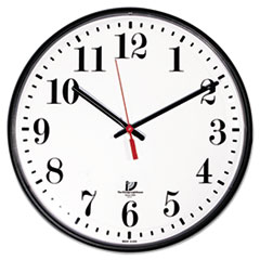 ILC67300002 - Chicago Lighthouse Quartz Slimline Clock