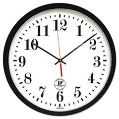 ILC67403302 - Chicago Lighthouse Black ATOMIC Contemporary Clock