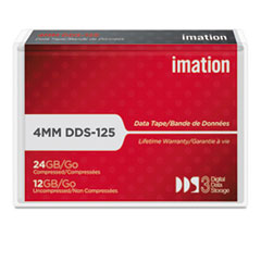 IMN11737 - imation® 1/8 inch Tape DDS Data Cartridge