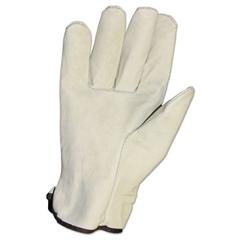 IMP8060L - Impact® Unlined Grain-Leather Drivers Gloves
