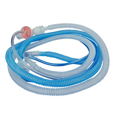 IND5510653H08-EA - Vyaire MedicalHeated Respiratory Circuit, Adult Portable Ventilator 6 ft., 1/EA