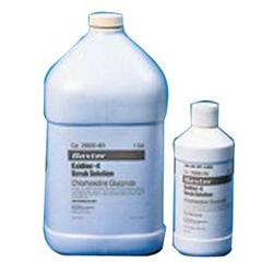 IND5529900408-EA - BD - Exidine 4% Scrub Solution 8 oz., 1/EA
