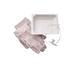 IND554410-EA - Vyaire Medical - Rigid Basin Kit Dry with Tri-Flo Suction Catheter, 10 Fr, 1/EA
