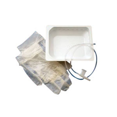 IND554414-EA - Vyaire MedicalRigid Basin Kit Dry with Tri-Flo Suction Catheter, 14 Fr, 1/EA