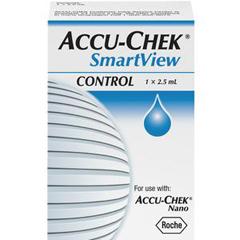 IND5906334032001-BX - Roche - Accu-Chek SmartView Level 1 Control Solution, 1/BX