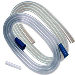 IND61301606-EA - Cardinal Health - Argyle Suction Tubing with Molded Connectors 1/4 x 6, 1/EA