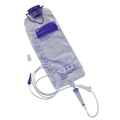IND61702500-CS - MedtronicKangaroo Enteral Feeding Gravity Set with Ice-Pouch and 1, 000-mL Bag, 1/EA
