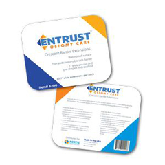 IND656200-BX - Fortis Medical - Entrust Crescent Barrier Extensions, 30/BX