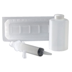 IND683685-CS - MedtronicIrrigation Tray with 60 mL Piston Syringe, 1/EA