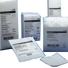IND68442213-BX - Cardinal Health - Dermacea Sterile USP Type VII Gauze Sponge 4 x 4, 50/BX