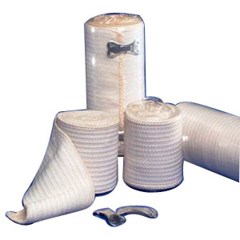 IND684426-EA - Cardinal Health - Curity Non-Sterile Elastic Bandage with Removable Clips 6 x 5 yds., 1/EA