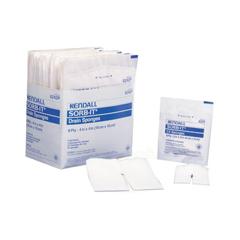 MON62412000 - Cardinal Health - Sorb-It Split Sponge 2in x 2in 6-Ply Sterile