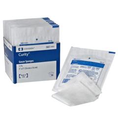 IND686318-PK - Cardinal Health - Curity Sterile Gauze Sponge 4 x 4 8 ply, 10/PK