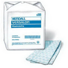 IND686361-CS - Cardinal Health - Kendall Pink Washcloth 11-1/2 x 13-1/2, 500/CS