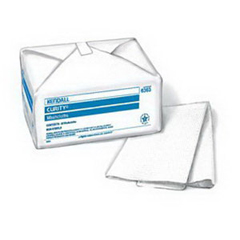 IND686363-CS - MedtronicKendall White Washcloth 10 x 13, 50/PK