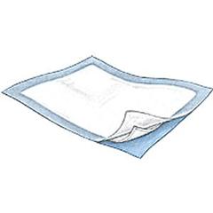 IND687176-CS - Cardinal Health - Simplicity Fluff Underpad 23 x 36, 150 Pads Per Case