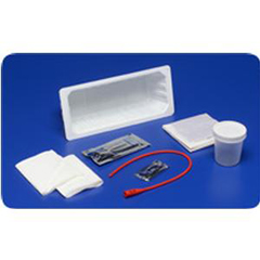 IND6875020-EA - MedtronicKenguard Open Urethral Catheter Tray with BZK Swab, 1/EA