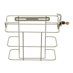 IND688528C-EA - Independence Medical - SharpSafety Locking Bracket For 2 & 3 Gallon In Room Sharps Containers
