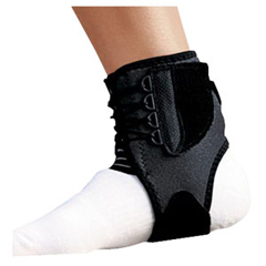IND88207736-EA - 3M - Ace Deluxe Ankle Brace, One Size, 1/EA