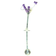 IND97224-EA - Vesco Medical - ENFit G-Tube 24 Fr (20mL balloon) Dual Port, 1/EA