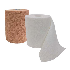 INDANC8840UBZTN-BX - Andover Coated Products - CoFlex UBZ Zinc Two Layer Compression with Medicated Zinc Foam, 1/BX