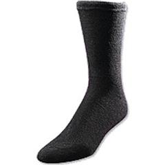 INDATSOXELB-EA - Medicool - European Comfort Diabetic Sock X-Large, Black, One Pair
