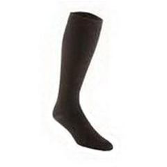 INDBI110866-EA - Jobst - SensiFoot Diabetic Knee-High Mild Compression Sock, Small, Black, One Pair