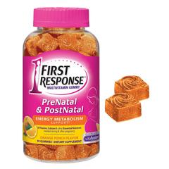 INDBX99898-EA - Church & DwightFirst Response Pre/Post Natal Gummy Vitamin, 1/EA