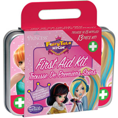 INDCOSFH4058C-EA - Cosrich GroupFairy Tale First Aid Kit, 13 Piece, 1/EA