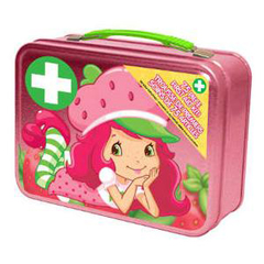 INDCOSSS3014C-EA - Cosrich GroupStrawberry Shortcake 41 pc First Aid Kit, 1/EA