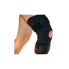 INDDCICK1056-EA - Delco - Hinged Knee Brace, XX-Large, 1/EA