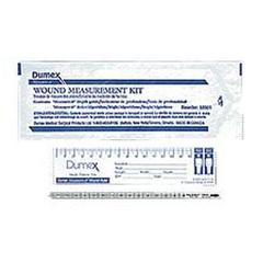 INDDE59901-CS - Integra Lifesciences - Measure It Wound Measurement Kit, 100/CS