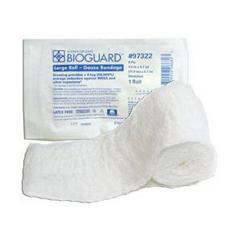 INDDE97041-BX - Integra Lifesciences - BIOGUARD Island Dressing, Sterile, 4 x 10, Pad Size 2 x 8, 25/BX