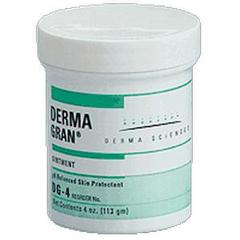 INDDSDG4-EA - Integra Lifesciences - Dermagran Ointment, 4 oz. Jar, 1/EA