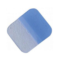 INDFAEDRC225250-EA - Biomedical Life Systems - Disposable 2.5 x 2.5 (6cm x 6cm) Electrode, 1/EA