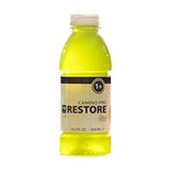 INDFC35013-CS - Cambrooke Foods - Camino PRO Restore Lite Lemon-Lime, 16.9 oz (500 mL) Bottle, 12/CS