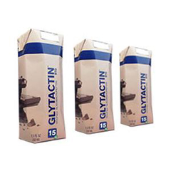 INDFC35044-CS - Cambrooke Foods - Glytactin Ready to Drink 15 Chocolate 8.5 fl oz., 30/CS